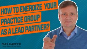 Energize your practice group