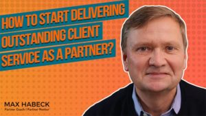 How to overdeliver as a partner